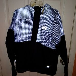 Under Armour light rain jacket